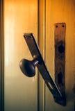 Σπασμένο doorknob Στοκ φωτογραφίες με δικαίωμα ελεύθερης χρήσης