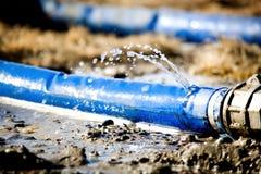 σπατάλη του ύδατος στοκ φωτογραφία με δικαίωμα ελεύθερης χρήσης