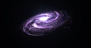 σπείρα γαλαξιών φιλμ μικρού μήκους