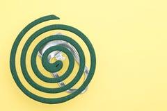 Σπείρα κουνουπιών Στοκ εικόνα με δικαίωμα ελεύθερης χρήσης