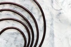 σπείρα μετάλλων Στοκ Εικόνες