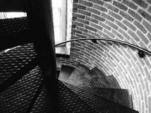 Σπείρες φάρων Στοκ φωτογραφία με δικαίωμα ελεύθερης χρήσης