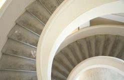 σπειροειδής σκάλα Στοκ φωτογραφίες με δικαίωμα ελεύθερης χρήσης