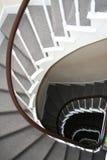 σπειροειδής σκάλα στοκ εικόνα με δικαίωμα ελεύθερης χρήσης