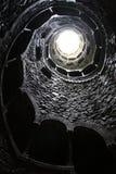 σπειροειδή σκαλοπάτια Στοκ Εικόνες