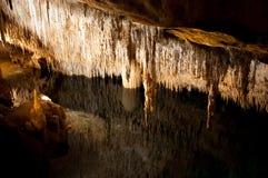 Σπηλιά καρστ Στοκ φωτογραφία με δικαίωμα ελεύθερης χρήσης