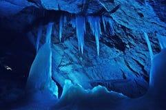 Σπηλιά πάγου Dachstein στοκ φωτογραφία με δικαίωμα ελεύθερης χρήσης