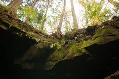 Σπηλιά στην Ιαπωνία Στοκ Εικόνες