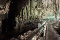 Σπηλιά στο εθνικό πάρκο niah Στοκ Εικόνα