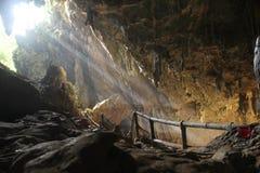 Σπηλιά Chieu στη Mai Chau, Βιετνάμ στοκ εικόνες με δικαίωμα ελεύθερης χρήσης