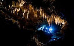 σπηλιά comarnic Στοκ φωτογραφίες με δικαίωμα ελεύθερης χρήσης