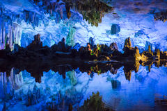 Σπηλιά Dripstone Στοκ Εικόνες
