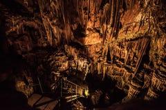 Σπηλιά Dupka Saeva, Βουλγαρία Στοκ Εικόνες