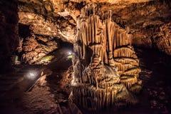 Σπηλιά Dupka Saeva, Βουλγαρία Στοκ Εικόνα