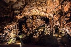 Σπηλιά Dupka Saeva, Βουλγαρία Στοκ Φωτογραφία