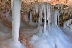 σπηλιά mossy στοκ εικόνα