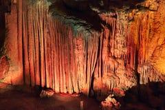 Σπηλιά Venetsa στη Βουλγαρία Στοκ Εικόνες