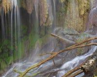 Σπηλιές και καταρράκτες του κρατικού πάρκου κάμψεων του Κολοράντο στοκ εικόνα με δικαίωμα ελεύθερης χρήσης