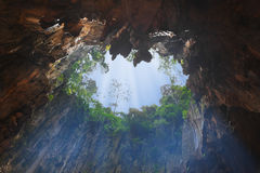 σπηλιές Κουάλα Λουμπού&rho Στοκ Εικόνα