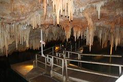 Σπηλιές κρυστάλλου Στοκ Εικόνες