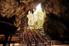 Σπηλιές Batu Στοκ φωτογραφία με δικαίωμα ελεύθερης χρήσης