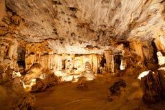 σπηλιές cango Στοκ Εικόνα