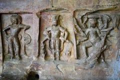 Σπηλιές Udayagiri, Vidisha, Madhya Pradesh στοκ εικόνα με δικαίωμα ελεύθερης χρήσης