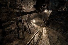 Σπηλιά αέρα στοκ εικόνες με δικαίωμα ελεύθερης χρήσης