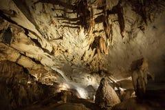 Σπηλιά ασβεστόλιθων στο εθνικό πάρκο Gunung Mulu Στοκ φωτογραφία με δικαίωμα ελεύθερης χρήσης