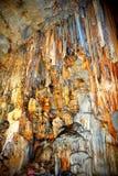 Σπηλιά βουνών Στοκ φωτογραφία με δικαίωμα ελεύθερης χρήσης