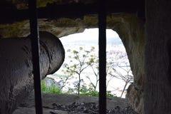 Σπηλιά Γιβραλτάρ του ST michaels Στοκ Εικόνες