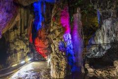 Σπηλιά Καύκασος Azishskaya Στοκ Φωτογραφίες