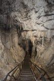Σπηλιά Καύκασος Azishskaya Στοκ Φωτογραφία