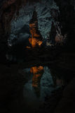 Σπηλιά - κτύπημα Phong Nha KE Στοκ Εικόνες