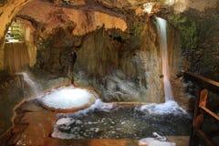 Σπηλιά νερού Στοκ Φωτογραφίες