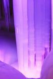 Σπηλιά πάγου δέκα χιλιάδων Στοκ φωτογραφία με δικαίωμα ελεύθερης χρήσης
