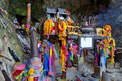 Σπηλιά πριγκηπισσών Nang Phra Στοκ Εικόνα
