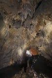 Σπηλιά ροπάλων νησιών Waigeo Στοκ εικόνες με δικαίωμα ελεύθερης χρήσης