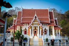 Σπηλιά ροπάλων Khao Chong Phran Wat Στοκ φωτογραφίες με δικαίωμα ελεύθερης χρήσης