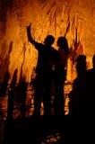 Σπηλιά σταλακτιτών Στοκ εικόνες με δικαίωμα ελεύθερης χρήσης