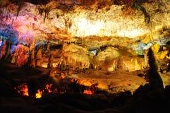 Σπηλιά σταλακτιτών Στοκ Φωτογραφίες