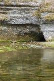 Σπηλιά την άνοιξη Στοκ φωτογραφία με δικαίωμα ελεύθερης χρήσης