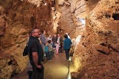 Σπηλιά της Βουδαπέστης Στοκ εικόνες με δικαίωμα ελεύθερης χρήσης