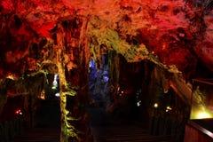 Σπηλιά του ST Michael ` s Στοκ φωτογραφίες με δικαίωμα ελεύθερης χρήσης