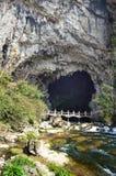 σπηλιά φυσική στοκ φωτογραφίες με δικαίωμα ελεύθερης χρήσης