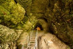 σπηλιά Στοκ Φωτογραφία