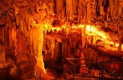 Σπηλιά Gong Pacitan Ινδονησία Στοκ φωτογραφία με δικαίωμα ελεύθερης χρήσης