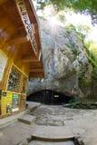 Σπηλιά Kiro Bacha κοντά στο μοναστήρι Dryanovo στη Βουλγαρία Στοκ Εικόνες