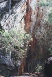 Σπηλιά Krabi Ταϊλάνδη Nang Phra Στοκ Εικόνες