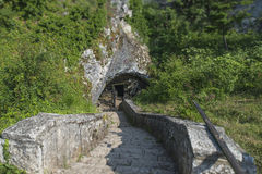 Σπηλιά Magura, Belogradchik, Βουλγαρία Στοκ εικόνα με δικαίωμα ελεύθερης χρήσης
